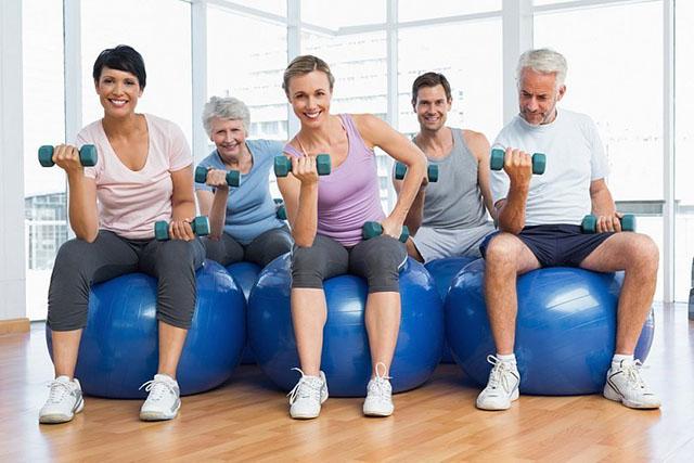 Соответствующие упражнения