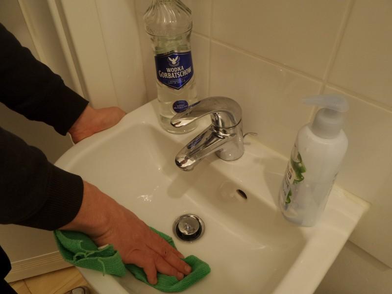 Нетрадиционное применение водки