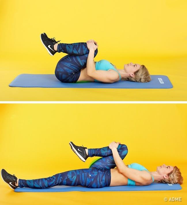 5 упражнений для спины, которые создают ощущение, что вам только что сделали массаж
