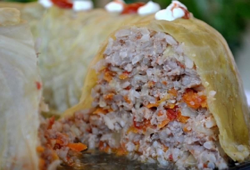 Ленивый голубец из молодой капусты: весеннее блюдо, достойное барского стола! Накормила одним всю семью!