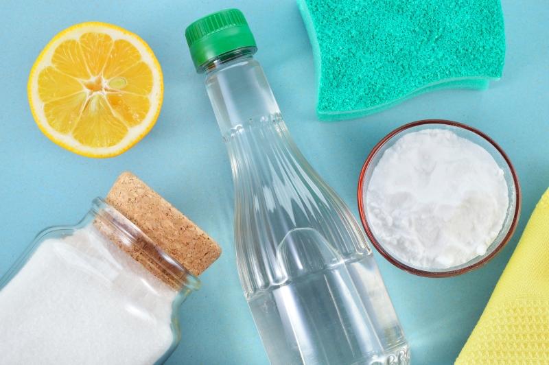 Чистящее средство своими рукам
