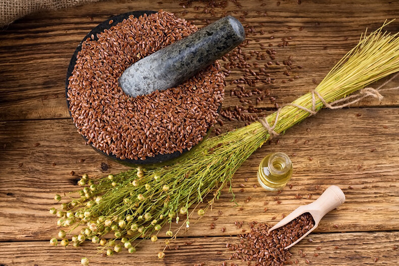 Льняной кисель: В чем польза, как его готовить и употреблять