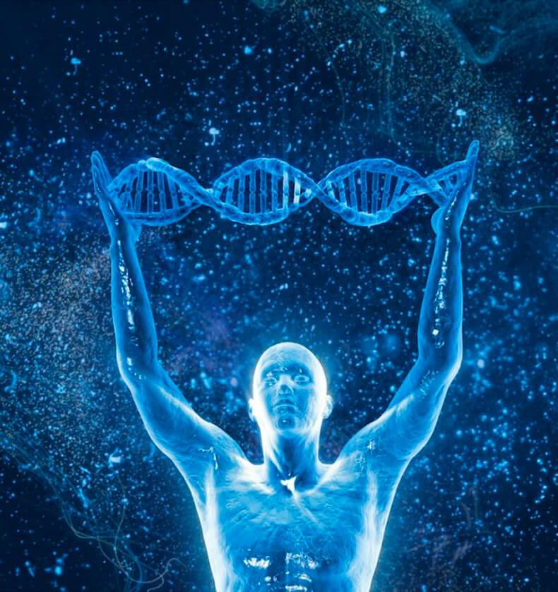 Сила мысли – мощнейшая материальная энергия, которая влияет на клетки, мозг и гены