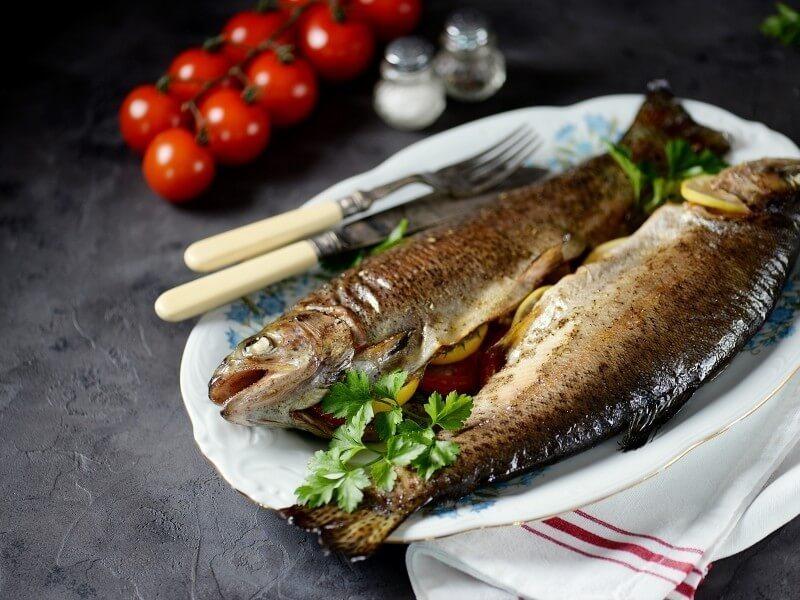 Тот самый рыбий жир. Омега в порциях и граммах